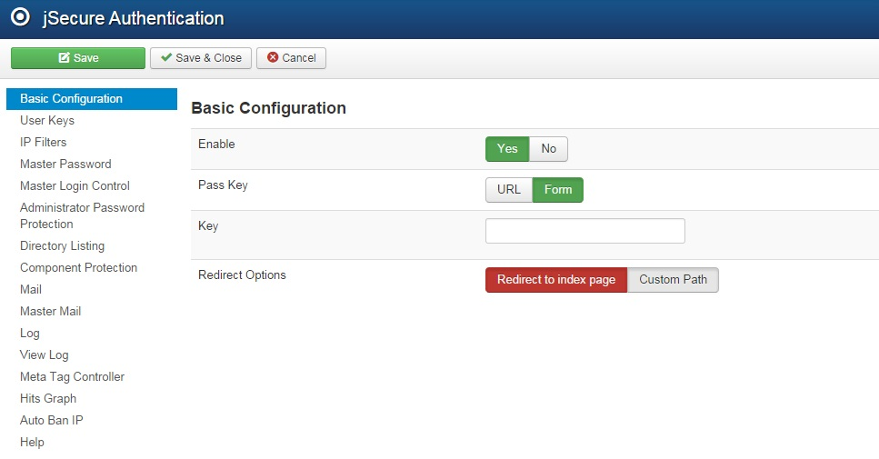 joomla security plugin